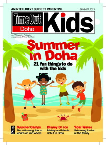 Time Out Kids, Doha