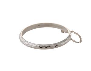 Baby bracelets by Saffron Bells