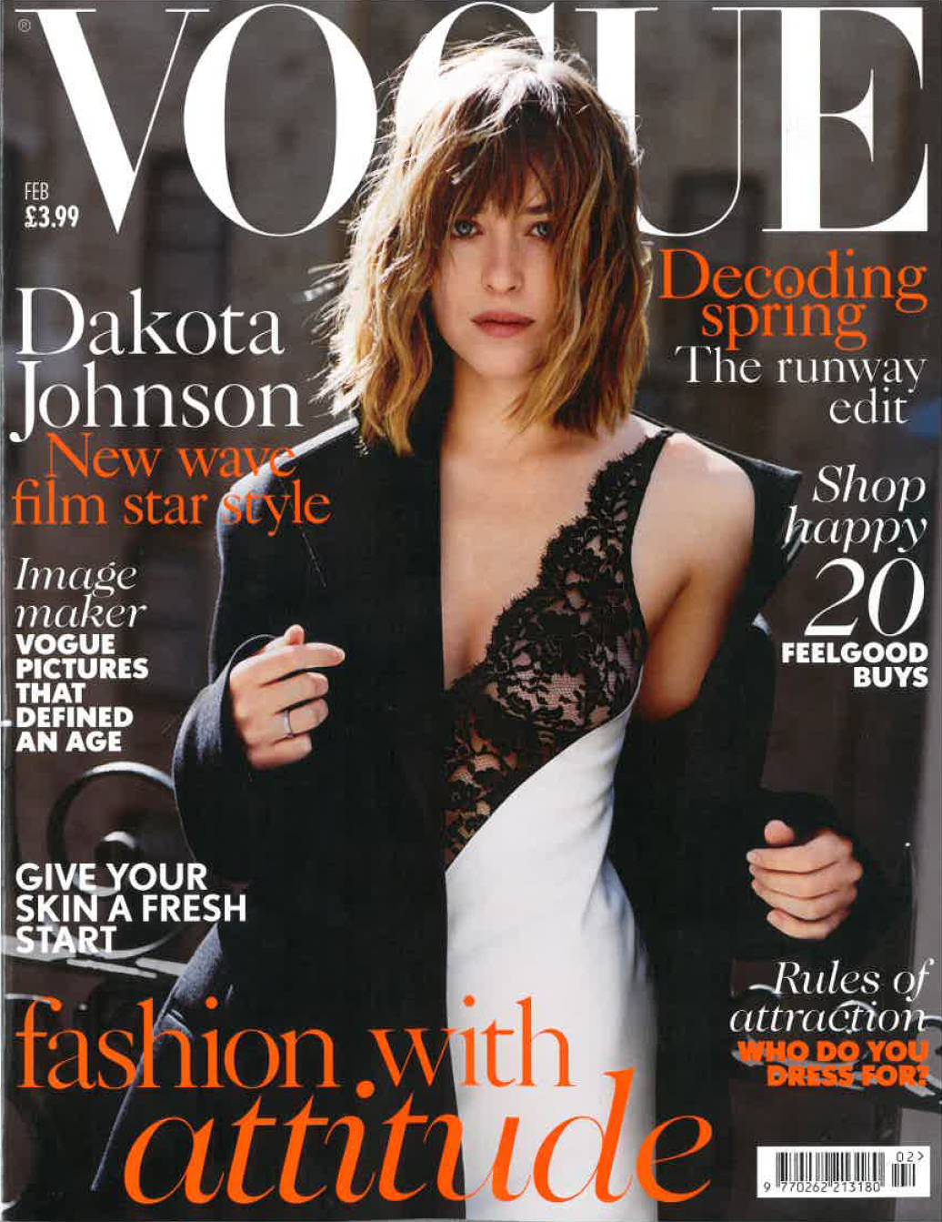 February 2016 - UK VOGUE Magazine