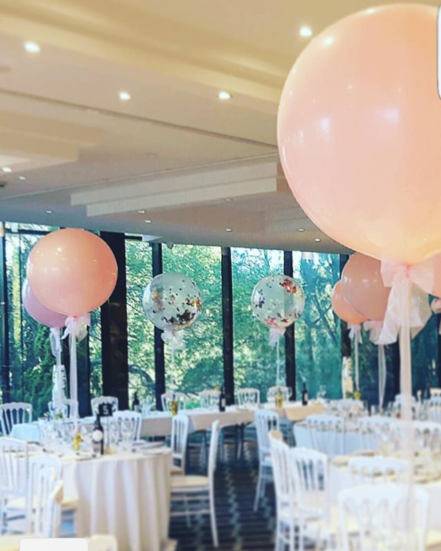 christening-reception-balloons