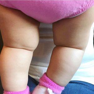pink-babygrow