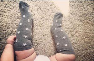 star-socks-baby